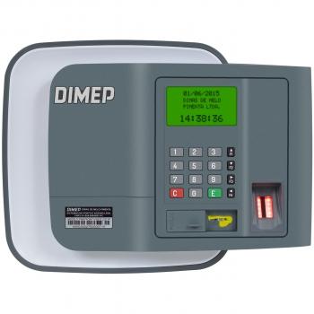 Relógio de Ponto Biométrico PrintPoint III